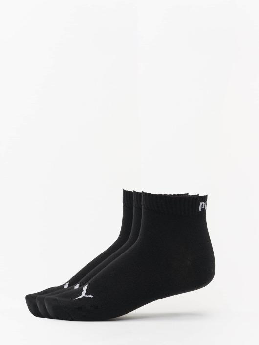 Puma Dobotex Socks 3-Pack Quarters black