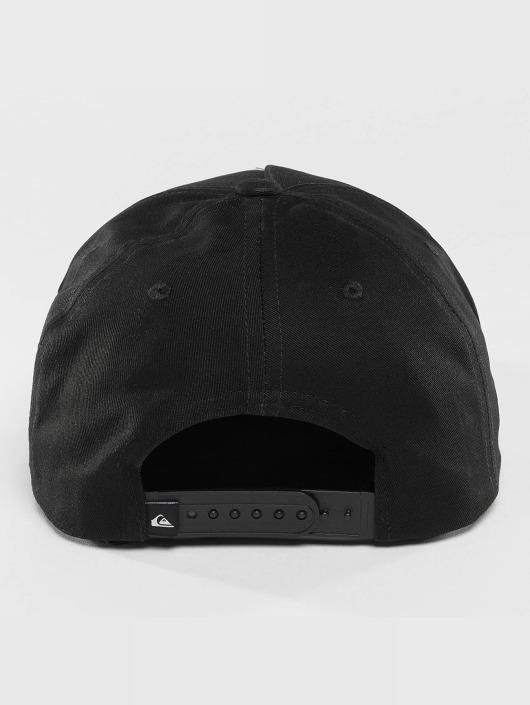 Quiksilver Snapback Cap Mouthy black
