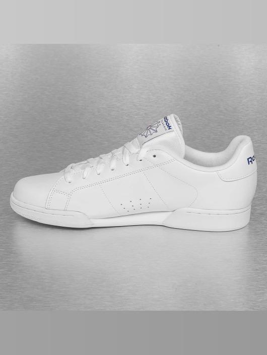 Reebok Sneakers NPC II white