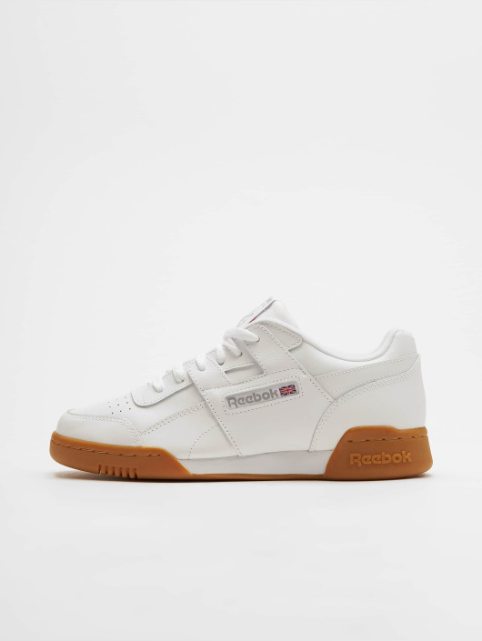 Reebok Sneakers Workout Plus white