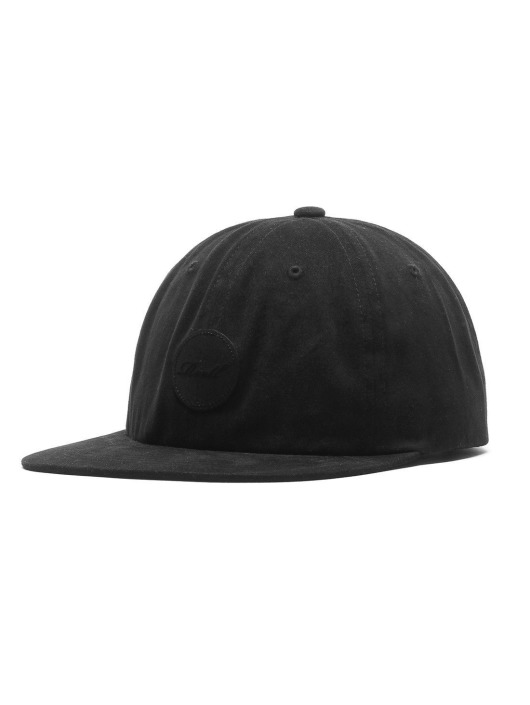 Reell Jeans Fitted Cap Flat black