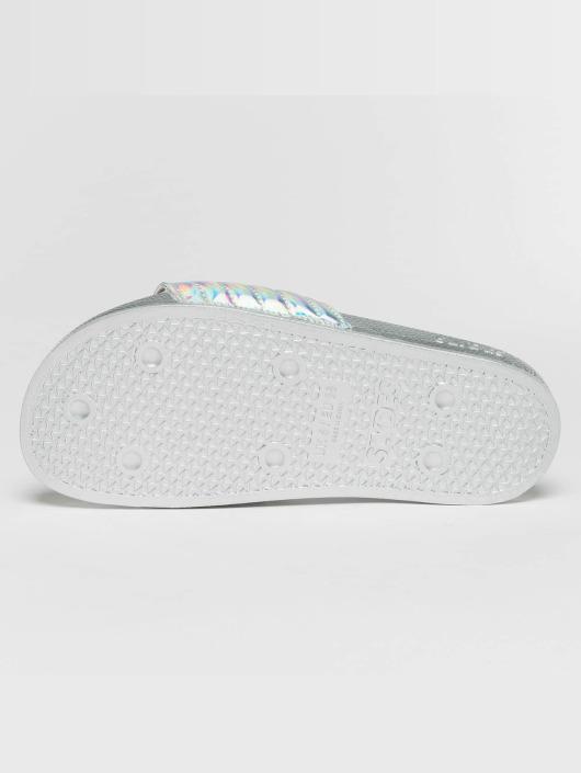 Slydes Sandals Port silver