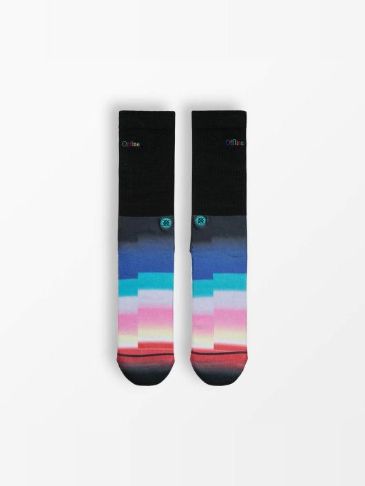 Stance Socks Sign On colored