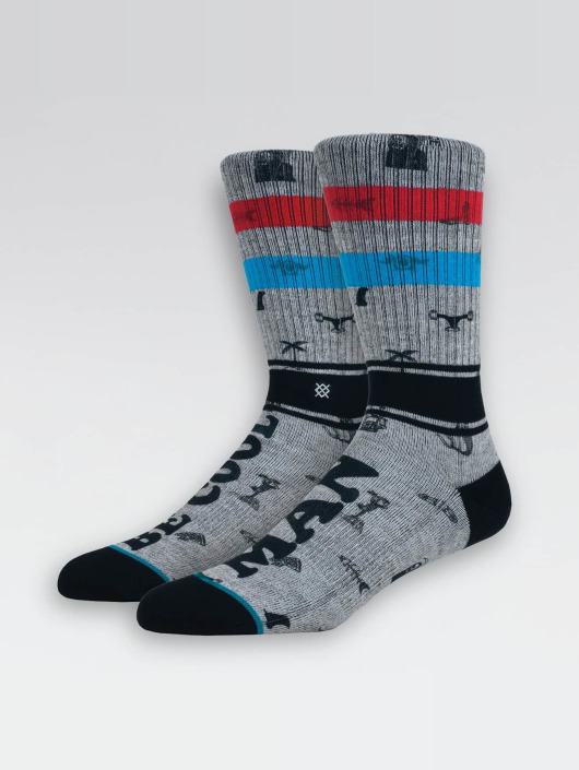 Stance Socks Be Cool gray