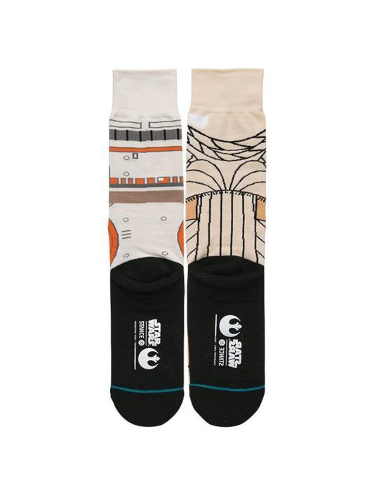 Stance Socks The Resistance gray