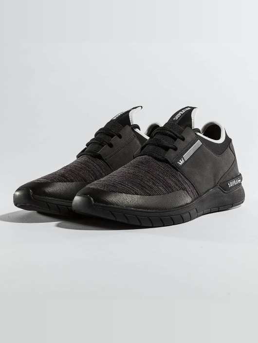 Supra Sneakers Flow Run black