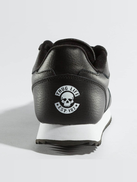 Thug Life Sneakers 187 black