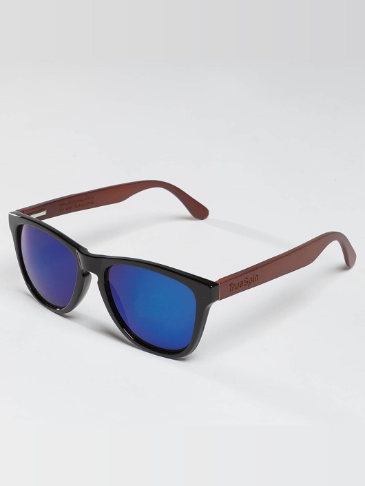 TrueSpin Sunglasses Nu Bamboo black