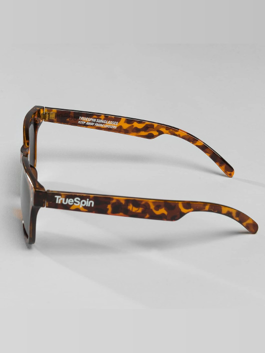TrueSpin Sunglasses Amber brown