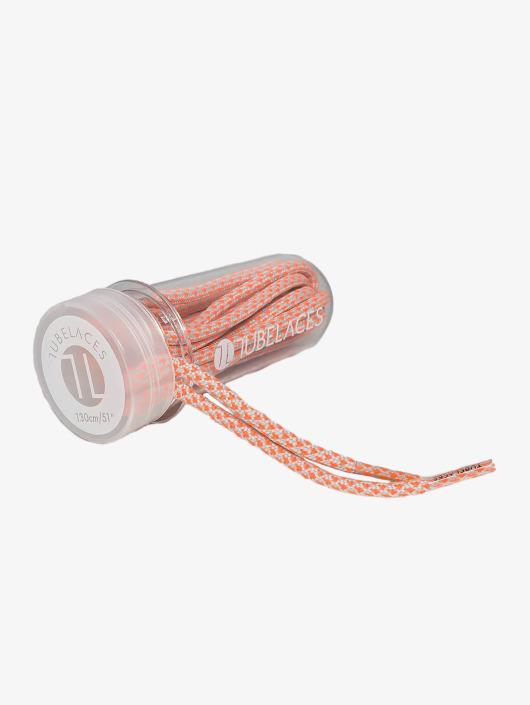 Tubelaces Shoelace Rope Multi orange