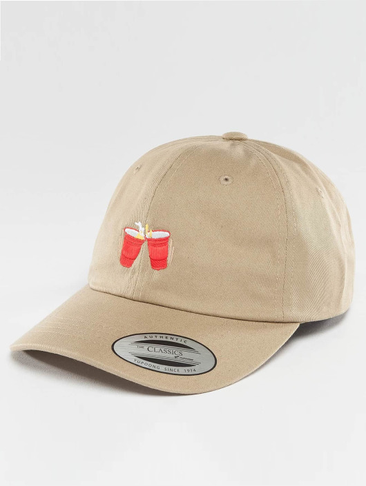 TurnUP Snapback Cap Wasted khaki