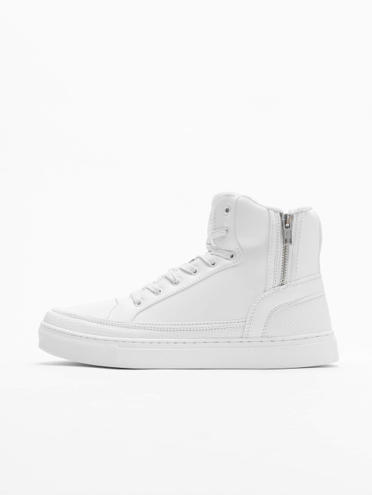Urban Classics Sneakers Zipper white
