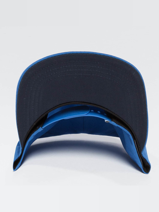 Wrung Division Snapback Cap Sigle blue