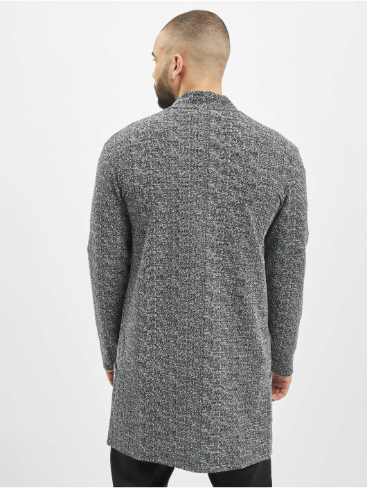 Aarhon Cardigan Percival gray