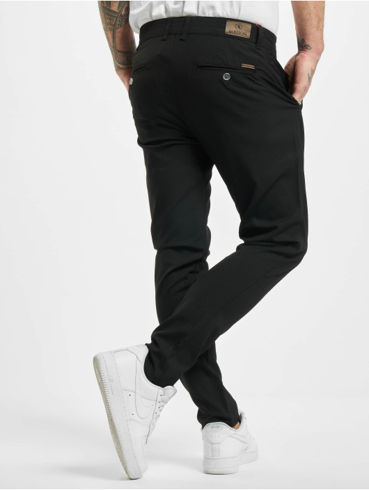 Aarhon Chino pants Slim black
