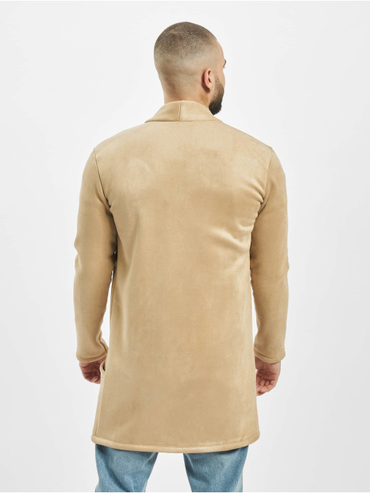 Aarhon Coats Faux brown