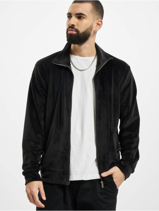 Aarhon Lightweight Jacket Velours black