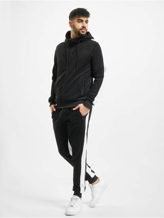 Aarhon Suits Fleece black
