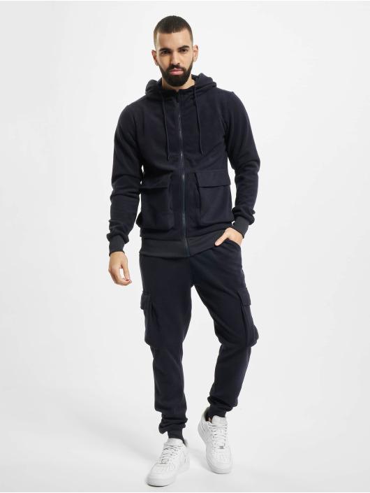 Aarhon Suits Fleece blue