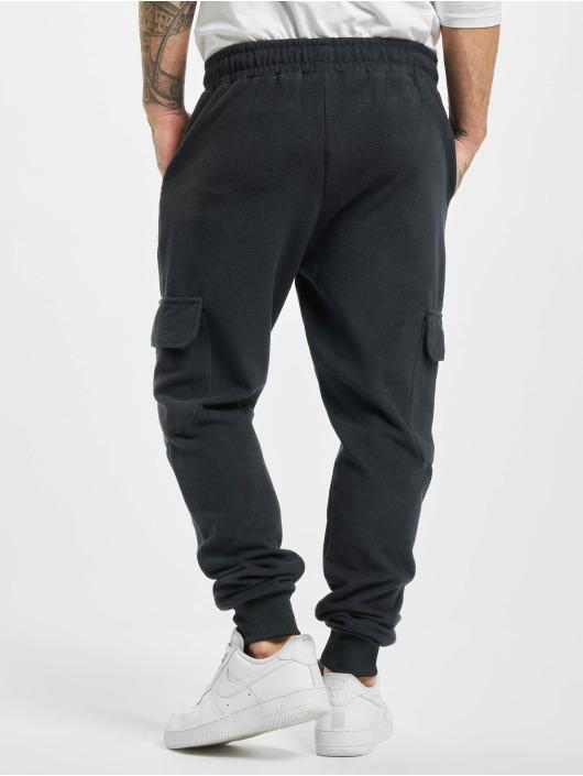 Aarhon Sweat Pant Cargo gray