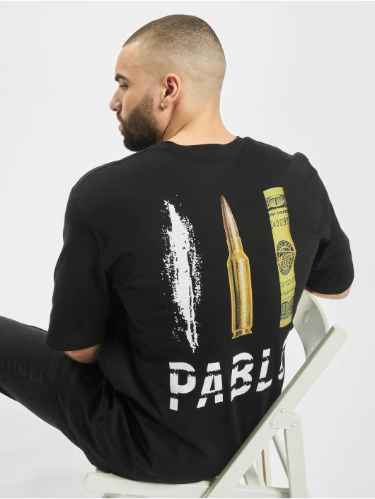 Aarhon T-Shirt Pablo black