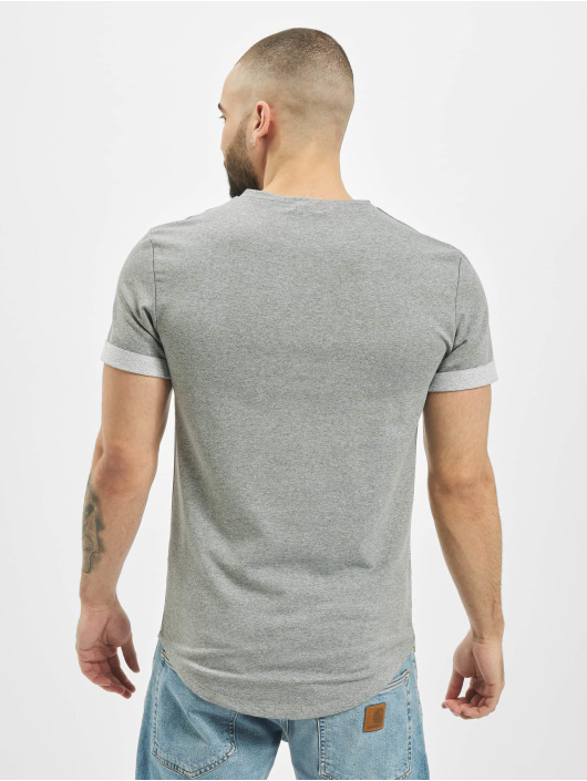 Aarhon T-Shirt Fake Friends gray