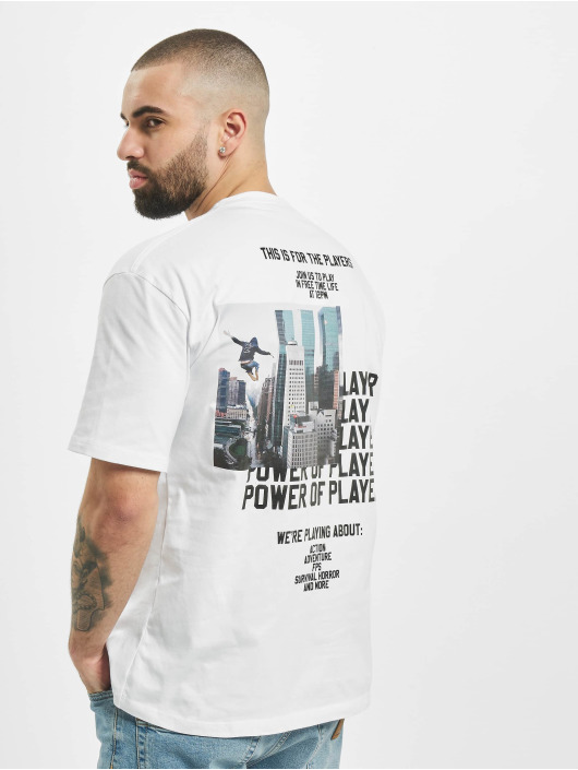 Aarhon T-Shirt Players white