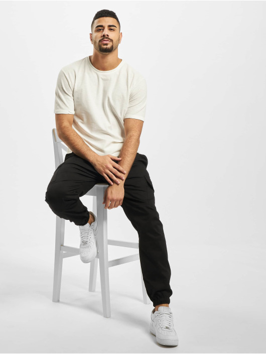 Aarhon T-Shirt Uni white