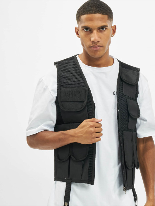 Aarhon Vest Mesh black