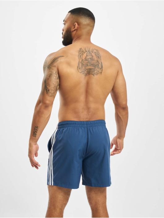adidas Originals Badeshorts 3 Stripes blue