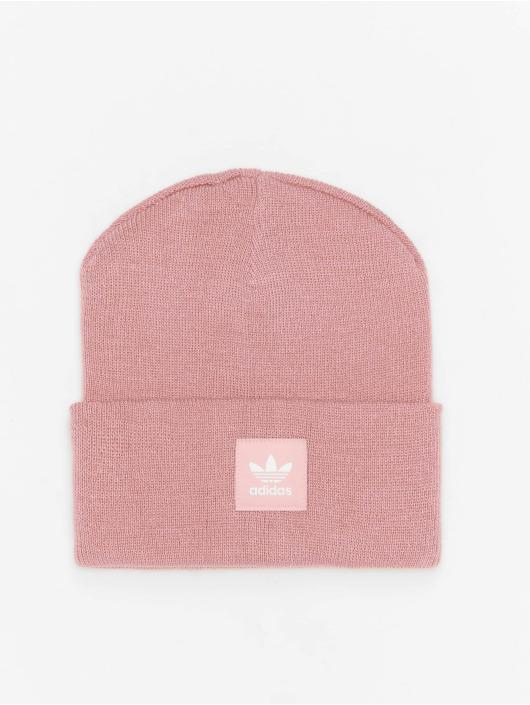 adidas Originals Hat-1 Adicolor Cuff Knit rose