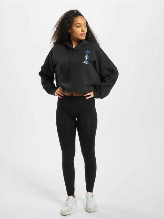 adidas Originals Hoodie LRG Logo C- black