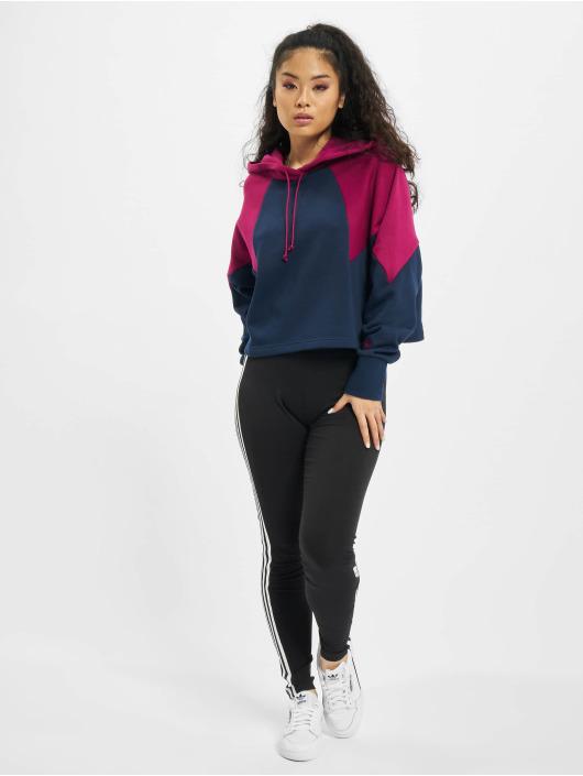 adidas Originals Hoodie LRG Logo blue