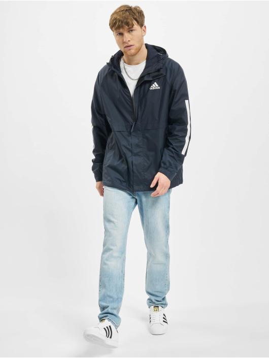 adidas Originals Lightweight Jacket BSC 3-Stripes blue