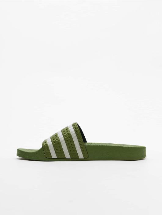 adidas Originals Sandals Adilette green