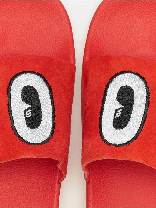 adidas Originals Sandals Adilette red