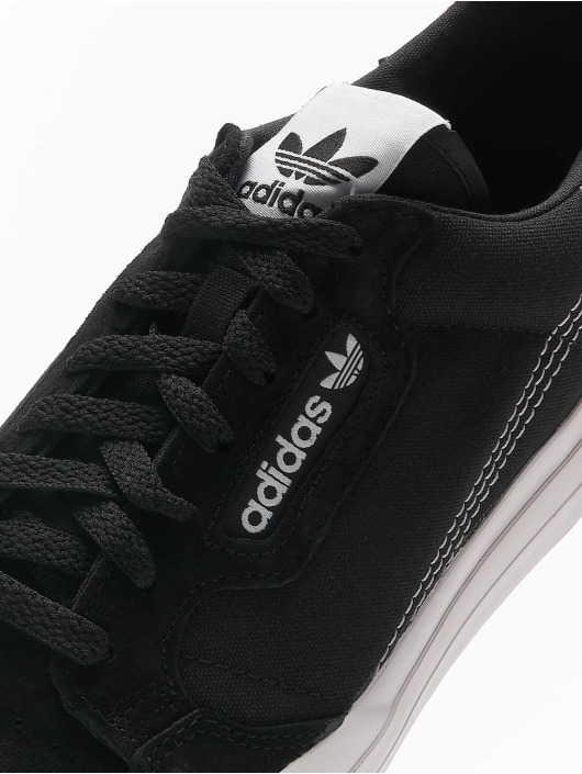 adidas Originals Sneakers Continental Vulc black