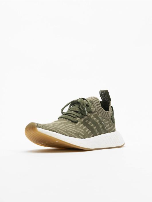 adidas Originals Sneakers NMD_R2 green
