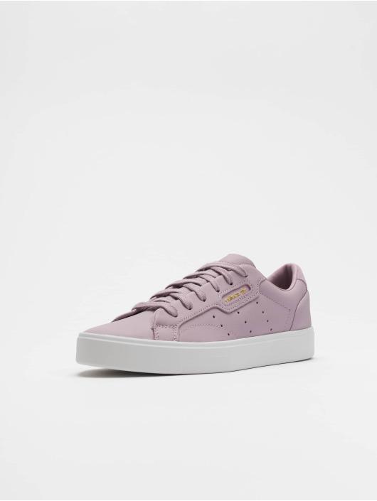 adidas originals Sneakers Sleek purple