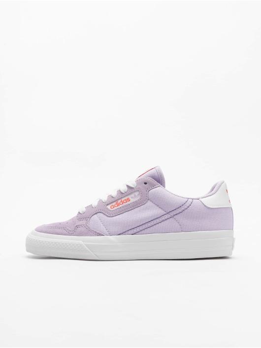 adidas Originals Sneakers Continental Vulc purple