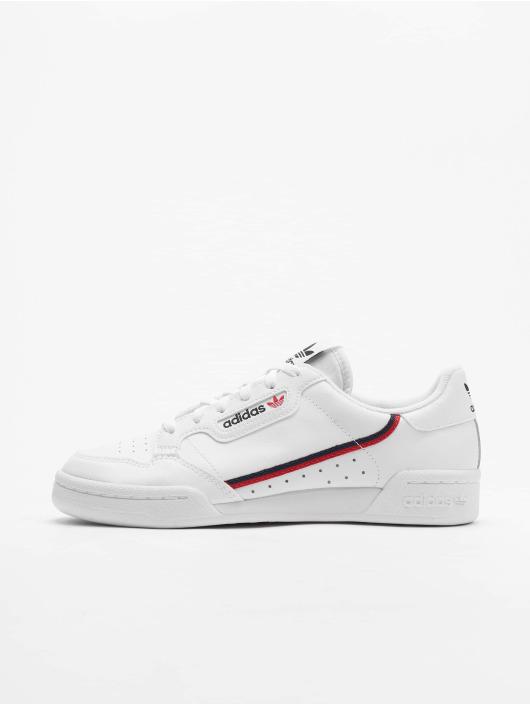 adidas Originals Sneakers Continental 80 J white