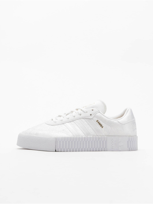 adidas Originals Sneakers Sambarose white