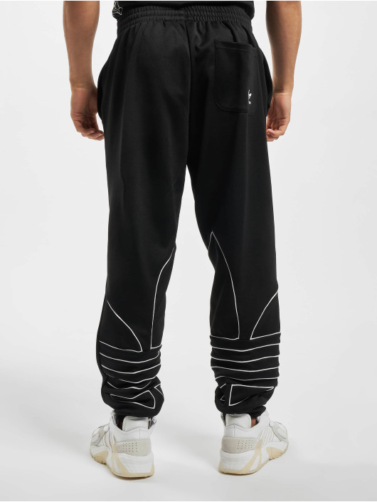 adidas Originals Sweat Pant Big Trefoil Out Polytrico black