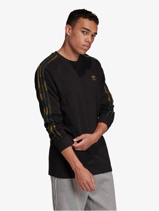 adidas Originals T-Shirt Camo black