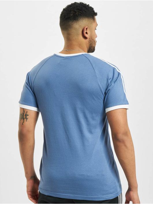 adidas Originals T-Shirt 3-Stripes blue