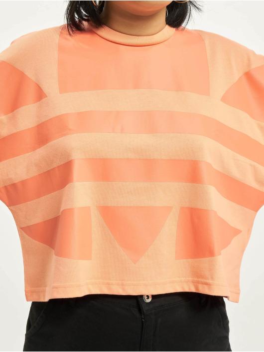 adidas Originals T-Shirt LRG Logo orange