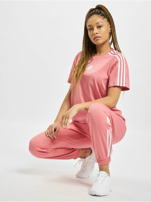 adidas Originals T-Shirt Loose rose