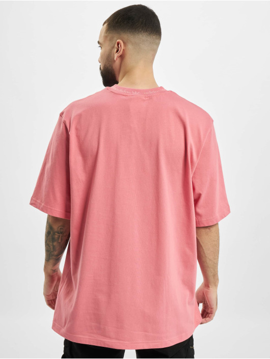 adidas Originals T-Shirt Rib Detail rose