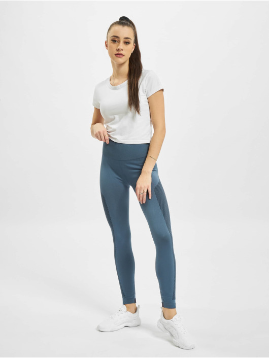 adidas Performance Leggings/Treggings Belive This Primeknit FLW blue