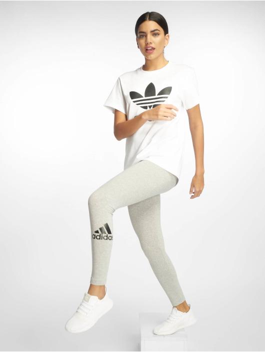 adidas Performance Leggings/Treggings Bos gray